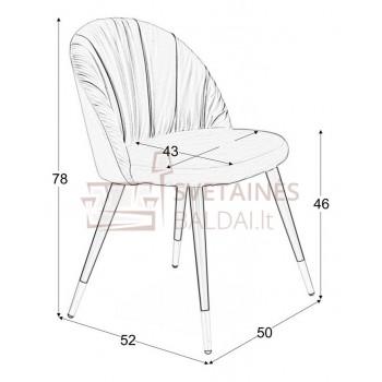 """Kėdė """"AMORE"""""""